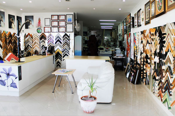 framing shop sydney